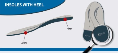 Noblesse Footcare Form Full Length Regular, Orthotic Shoe Insole