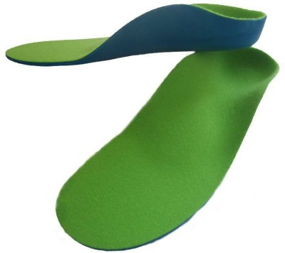 Footful Arch Supports Pain Relief PU Foam Full Length Orthotic Shoe Insole
