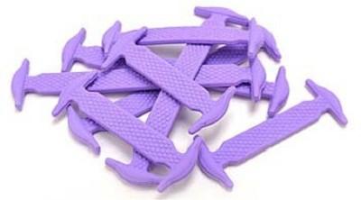 KOOLLACE Purple KIDS No Tie Shoe Lace