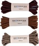 Shoeshine India AB104 Shoe Lace (Multi S...