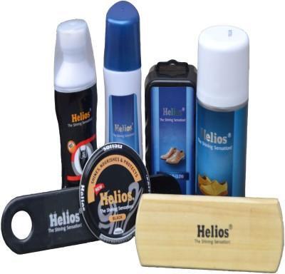 Helios Family Shoe Care Kit Nubuck Shoe Cream