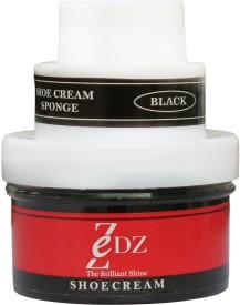 Zedz Shoe Cream-Black Patent Leather, Leather, Synthetic Leather Shoe Cream(Black)