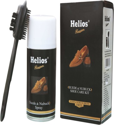 Helios Nubuck & Suede Shoe Care Kit- Nubuck Shoe Cleaner