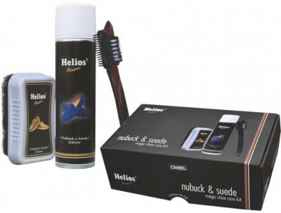 HELIOS N & S Mega Shoe Care Kit- Nubuck Shoe Cream