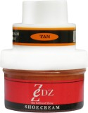 Zedz Shoe Cream-Tan Patent Leather, Leat...