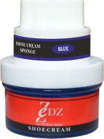 Zedz Shoe Cream (Blue) Leather, Synthetic Leather, Patent Leather Shoe Cream(Blue)