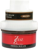 Zedz Shoe Cream-Brown Patent Leather, Le...