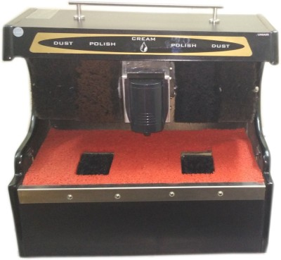 UNIAIR UA-S03 Automatic Shoe Polishing Machine(Sole Cleaner Present)