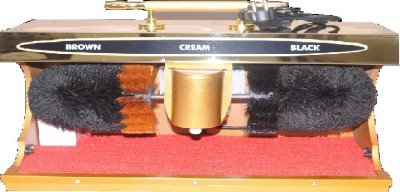 Surakshadkr G5 Automatic Shoe Polishing Machine