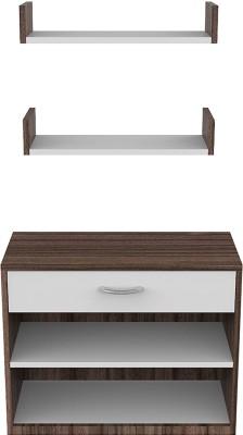 NorthStar Engineered Wood Shoe Cabinet
