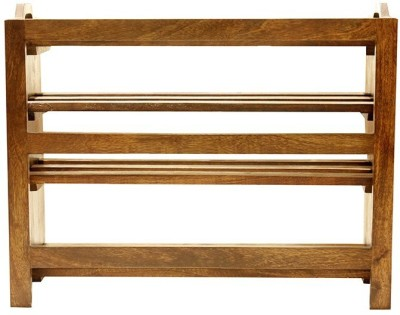 Jivan Solid Wood Standard Shoe Rack