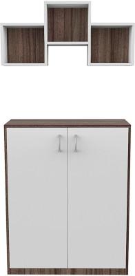 NorthStar GORDON Engineered Wood Shoe Cabinet