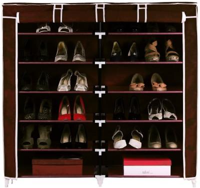 Pindia Aluminium, Polyester Shoe Cabinet