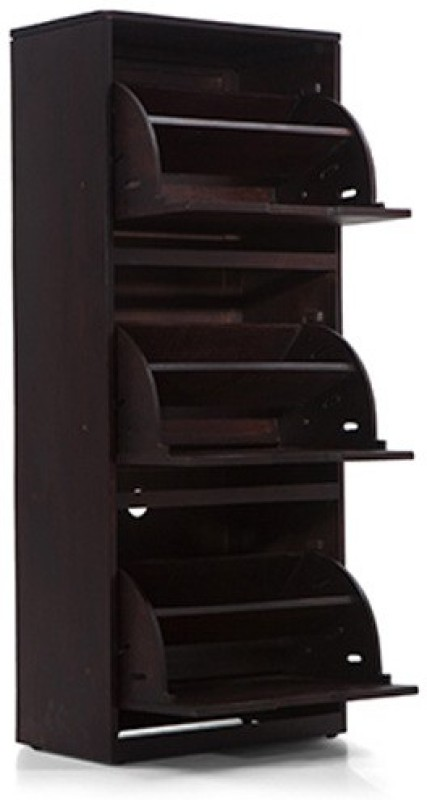 Urban Ladder Solid Wood Shoe Cabinet