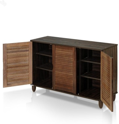 Royal Oak Engineered Wood Shoe Cabinet
