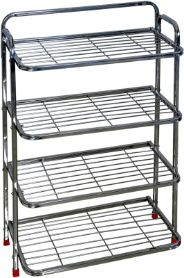 CORPORATE OVERSEAS Steel Standard Shoe Rack