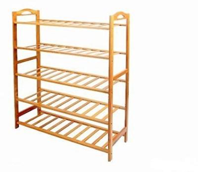 NOVICZ Wooden Standard Shoe Rack