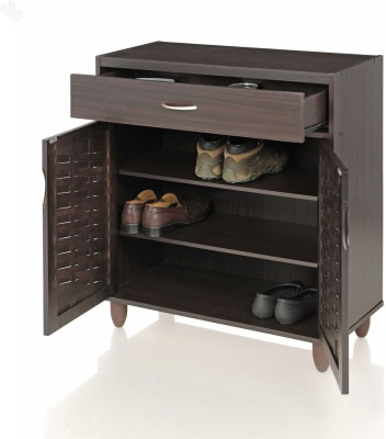 Royal Oak Wooden Shoe Cabinet