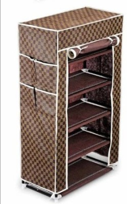 Inventure Retail Carbon Steel Standard Shoe Rack