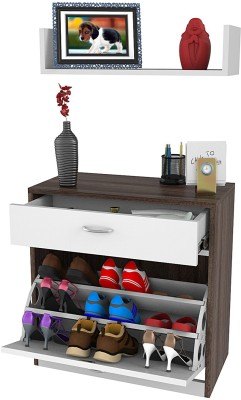 NorthStar Engineered Wood Shoe Cabinet