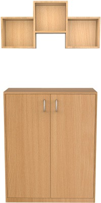 NorthStar GORDON Engineered Wood Shoe Cabinet