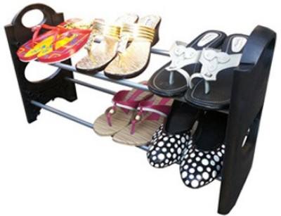 Swarish Plastic Standard Shoe Rack