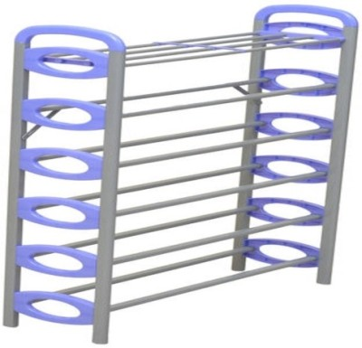 Nilkamal Sleek Carbon Steel Standard Shoe Rack