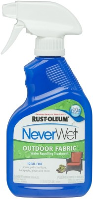 Rust Oleum Neverwet Fabric Water Proofer