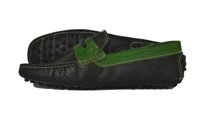 Fadanche Genuine Leather Driving Loafers