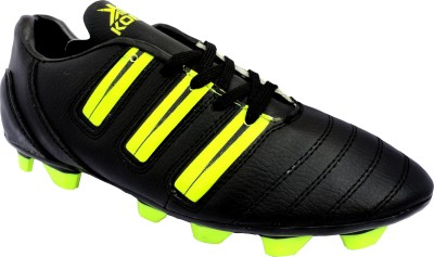 Kobo K11 Black Football Shoes