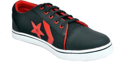 A-Cat Black Star Casual Shoes
