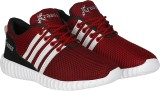 Kraasa Heat Running Shoes (Red)