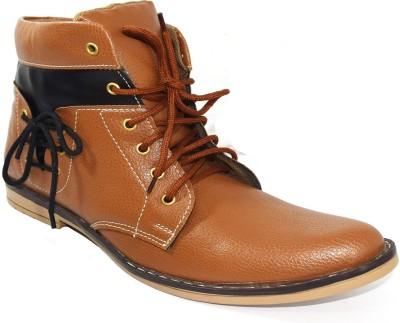 Jk Port Casual shoes for Men,s(Brown)