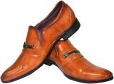 Human Steps Party Wear Shoes (Tan)