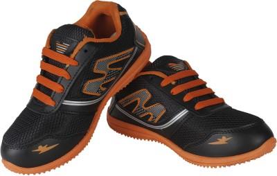Vivaan Footwear Black-203 Running Shoes