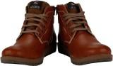 Le Costa 5216 Boots (Tan)