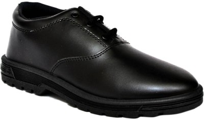 Xpert schoolboysblk Lace Up Shoes