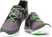 Reebok REEBOK ZPUMP FUSION Men Running Shoes(Black, Grey)