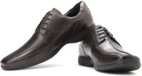 Kenneth Cole Bunch Line Men Lace Up Shoes(Brown)