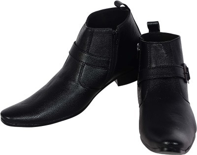 George Adam Mens Urban Look Pu Boots Boots