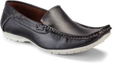 Juandavid 203-BLACK Loafers