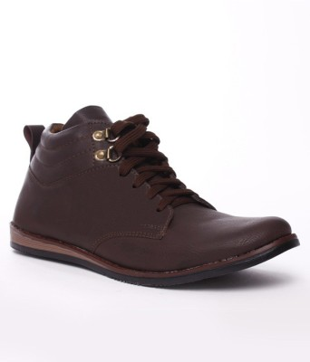SI Casual Dynamic Brown Casual Shoes