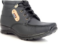 Sole Strings Mens Boots