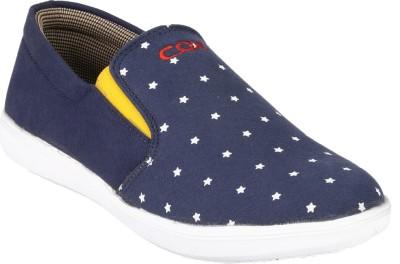 Luckyman Fabric Modern Canvas Shoes