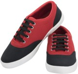 Crab Shoes Canvas Shoes (Red)