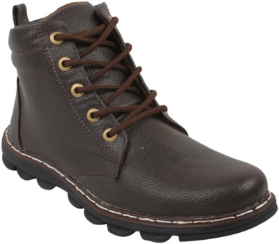 Gato Hillock Coffee Brown Boots Boots
