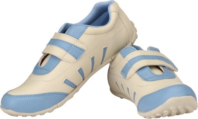 Real Blue Walking Shoes