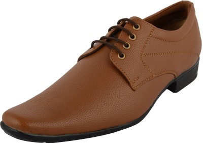 GREENFOOT African Lace Up
