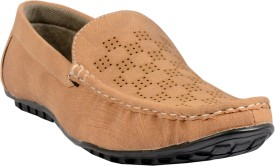 JAISMEET PRODUCTS Loafers(Tan)