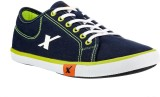 Sparx Sneakers (Blue, Green)